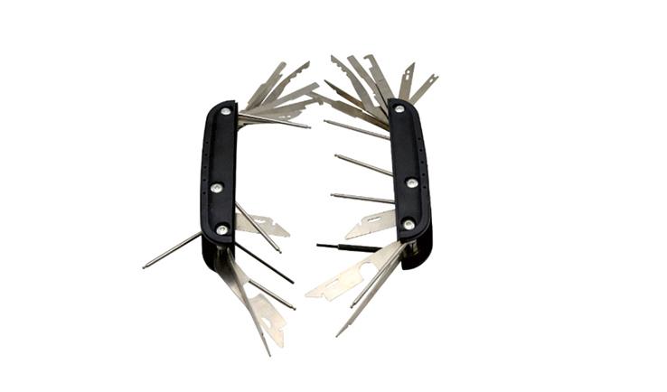 Radio Removal Keys &Tools