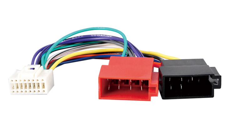 ISO Harness Adapter