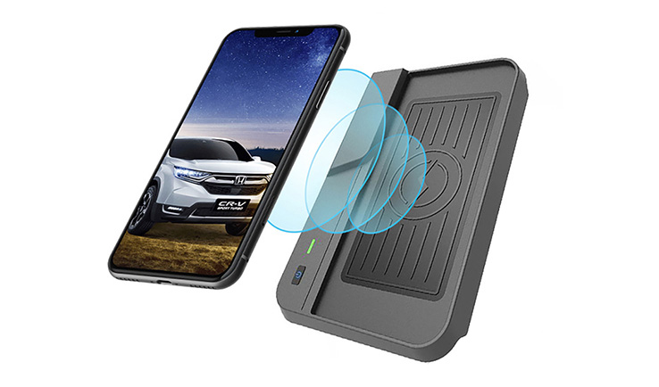 Special Car Wireless Charger for Honda CR-V 2017-2019 quick install