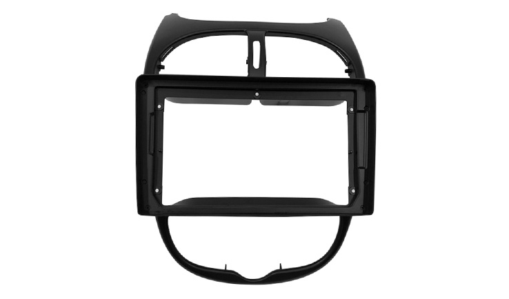 9 Inch and 10.1 Inch Facial Panel for Peugeot 206 9 inch