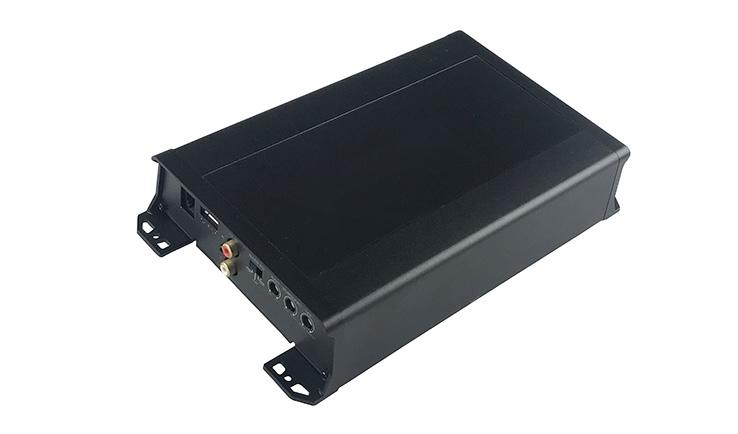 Car amplifier of 2 Channel class A/B Amplifier