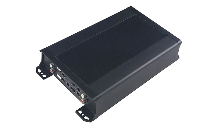 Car Amplifier Kit of 4 channel class A/B  amplifier