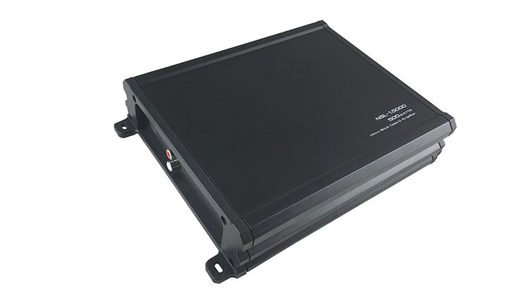 Car amplifier of Mono block class D Amplifier