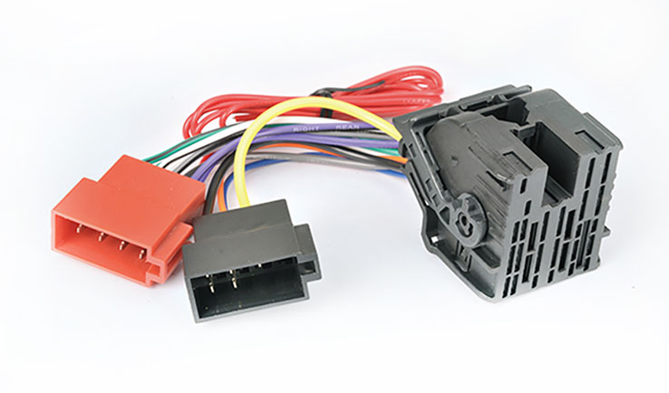 ISO Harness Adapter for Peugeot 3008 2017 Peugeot Boxer 2017 etc.