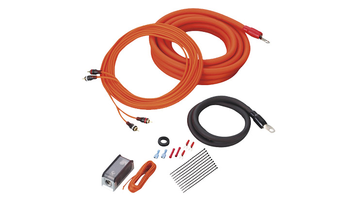 Amplifier Wiring Kits 2AWG