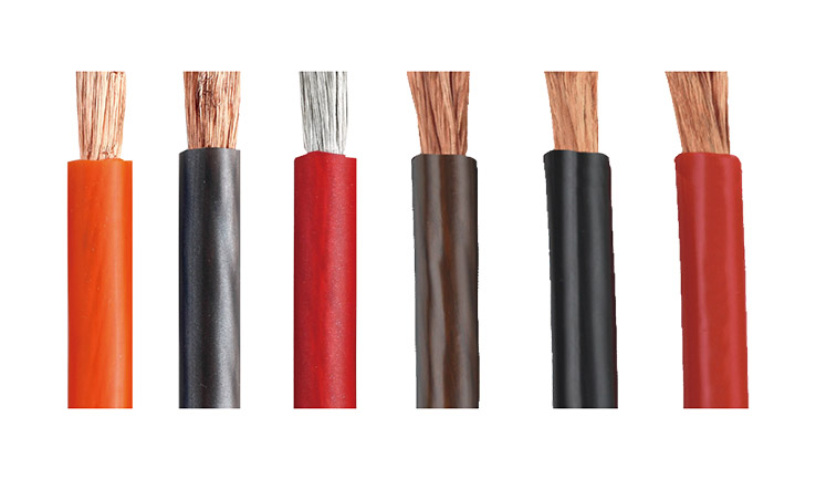 Power Cable 2AWG Power Cable 33.25mm2 OD:12.5mm
