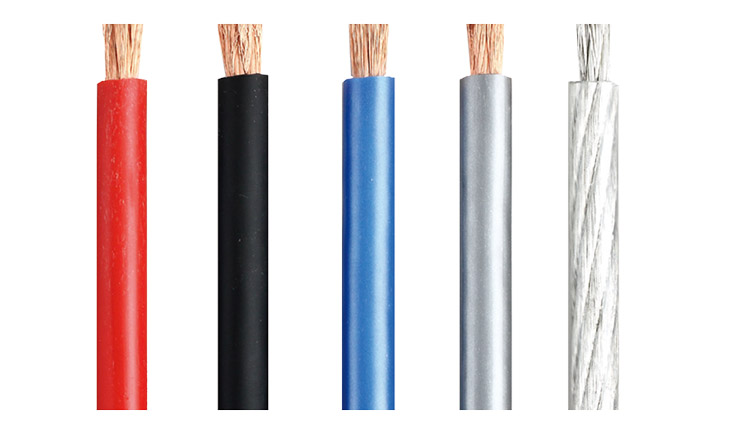 Power Cable 6AWG Power Cable 13.85mm2 OD:8.5mm